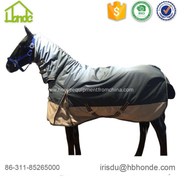 Customized Winter Waterproof Horse Rug